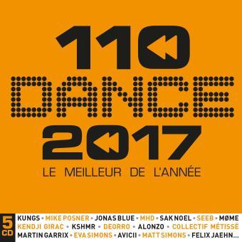 110 dance 2017 le meilleur de l 39 ann e major lazer kendji girac cd album achat prix fnac. Black Bedroom Furniture Sets. Home Design Ideas