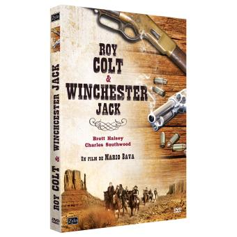 Roy Colt and Winchester Jack DVD