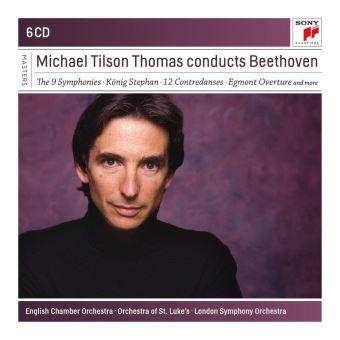 Michael Tilson Thomas Conducts Beethoven - 6CD