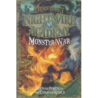 monster war nightmare academy book 3 lorey dean