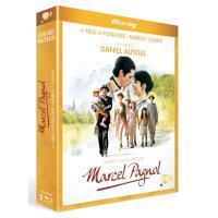 Coffret Marcel Pagnol : La Fille du puisatier + Marius + Fanny Blu-ray
