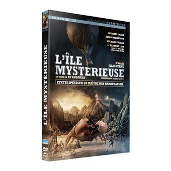 L'Île mystérieuseL'île mystérieuse Combo Blu-ray DVD