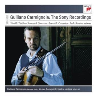 Giuliano Carmignola - The Sony recordings