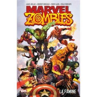 Marvel zombiesMarvel zombies