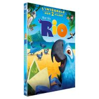 Coffret Rio 2 films DVD