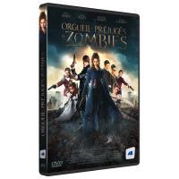 Orgueil et préjugés et zombies DVD