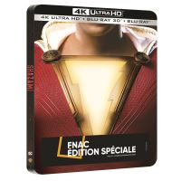 Shazam ! Steelbook Edition Spéciale Fnac Blu-ray 4K Ultra HD