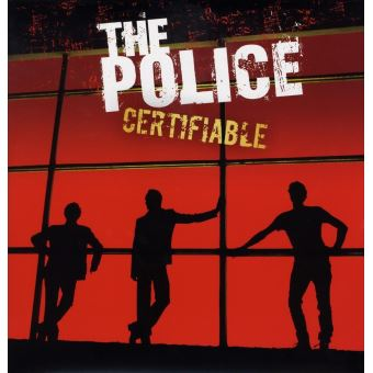 Certifiable The Police Vinyle Album Achat Amp Prix Fnac