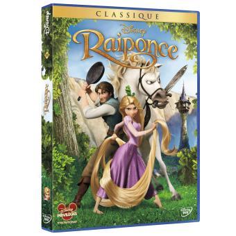 Raiponce DVD