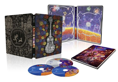 Coco (Coco) Coco-Edition-Speciale-Fnac-Steelbook-Blu-ray-3D-2D
