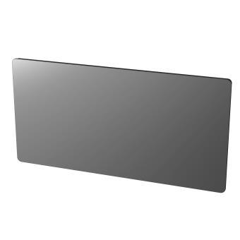 4f27b626d268a6 5% sur Panneau rayonnant en verre Carrera Klaas 2000 W Miroir LCD ...