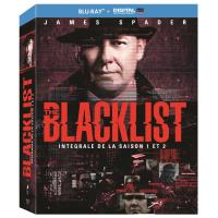 The Blacklist Saisons 1 et 2 Blu-ray