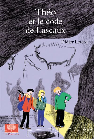 Théo et le code de Lascaux