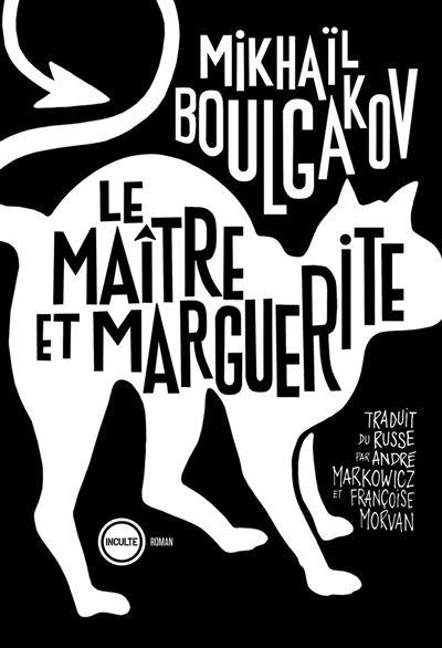 Le maître et Marguerite - 9782360840700 - 16,99 €