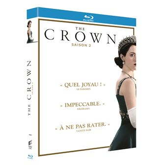 The CrownThe Crown Saison 2 Blu-ray