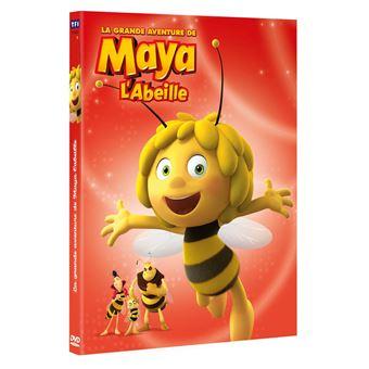 Maya L'abeilleLa grande aventure de Maya l'abeille DVD