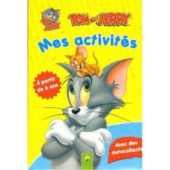 Tom et Jerry - Mes activités Tom et Jerry
