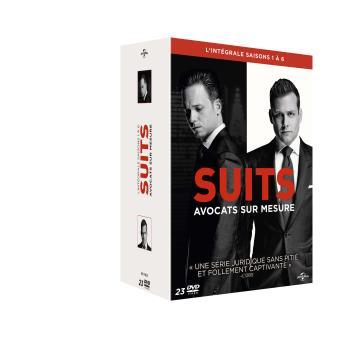 SuitsSuits Saisons 1 à 6 Coffret DVD