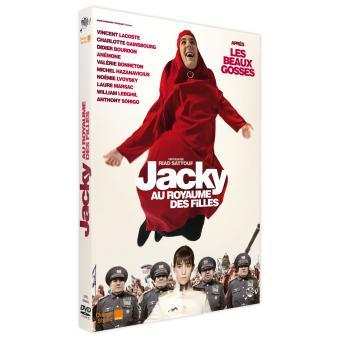 Jacky au royaume des filles DVD