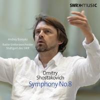 Symphonie numéro 8 en Ut mineur Opus 65