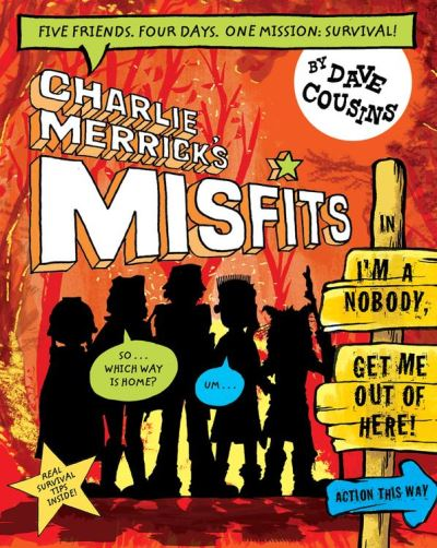 Charlie merrick's misfits in i'm a nobody, get me out of here !