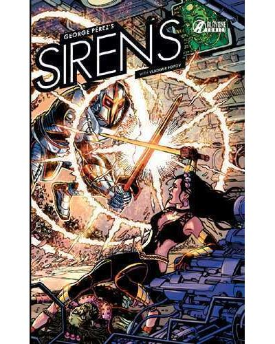 Sirens Edition collector