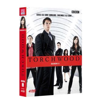 TorchwoodTorchwood Saison 2 Coffret DVD