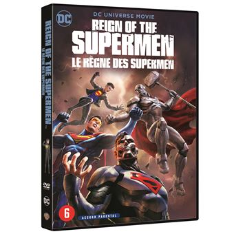 SupermanReign of the Supermen DVD