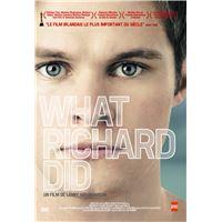 What Richard Did DVD