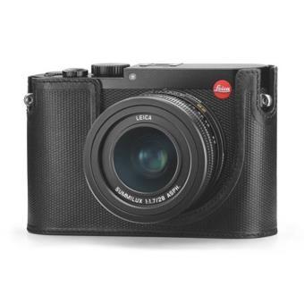 Etui Leica pour Leica Q Cuir Noir