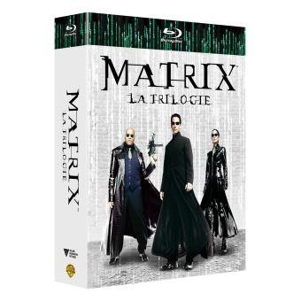 MatrixMatrix, La Trilogie Coffret Blu-Ray