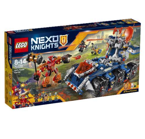 prix LEGO 70322 Le Transporteur De Tour D Axl