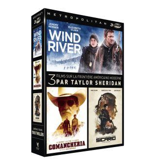 Coffret Taylor Sheridan DVD