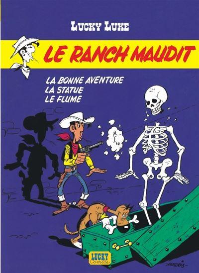 Lucky Luke - Le Ranch maudit