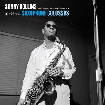 Saxophone Colossus - LP 12''