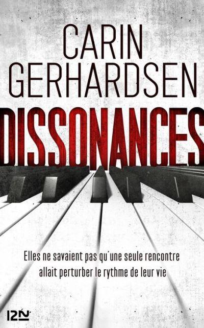 Dissonances - 9782823809336 - 13,99 €