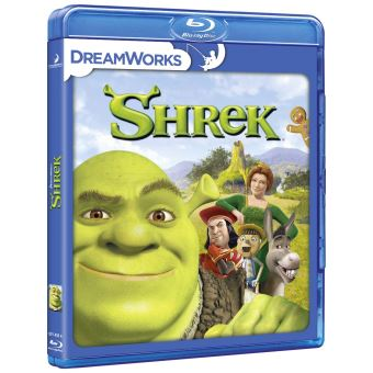 ShrekShrek Blu-ray