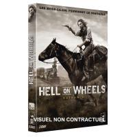 Hell on Wheels Coffret intégral de la Saison 3 - DVD