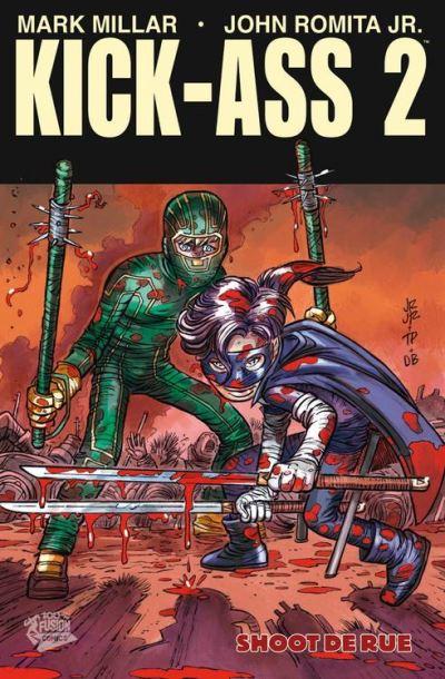 Kick-Ass 2 T02 - Shoot de rue - 9782809435672 - 8,99 €