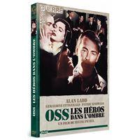 OSS Les héros dans l'ombre DVD