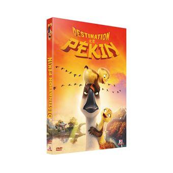 Destination Pékin DVD