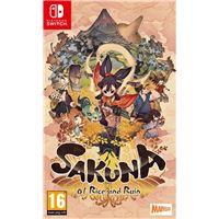 Sakuna : Of Rice and Ruin Nintendo Switch