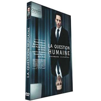 La question humaine DVD