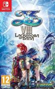 Ys Vlll Lacrimosa of Dana Adventurer's Edition Nintendo Switch