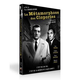 La Métamorphose des cloportes DVD