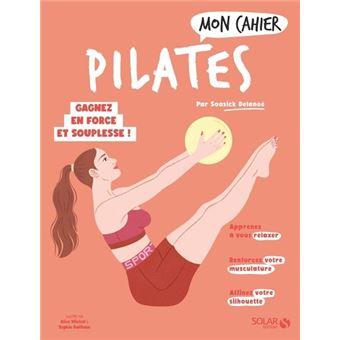 Mon cahier Pilates -NE2-