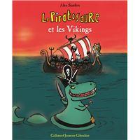 Le Piratosaure et les vikings