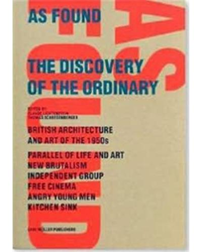 As found the discovery of the ordinary