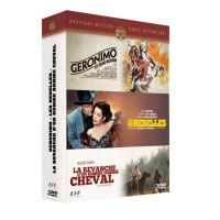 Coffret Westerns de Légende 3 Films DVD