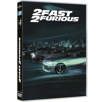 Fast And FuriousFast and Furious 2 DVD